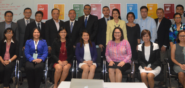 Global Compact Network Philippines Founding Member's Meeting and Kick-Start Workshop