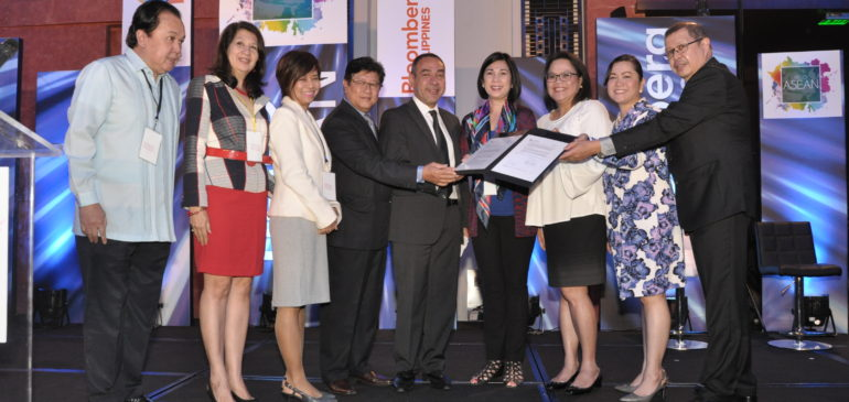 Global Compact Network Philippines Launch at the PMA 47th National Marketing Conference last July 29 at the Marriott Grand Ballroom